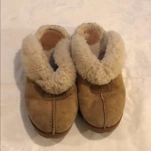UGG Coquette slide slipper 10